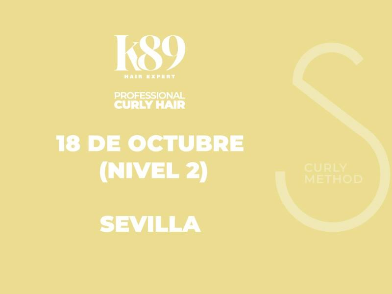 PROFESSIONAL CURLY HAIR NIVEL 2 - SEVILLA