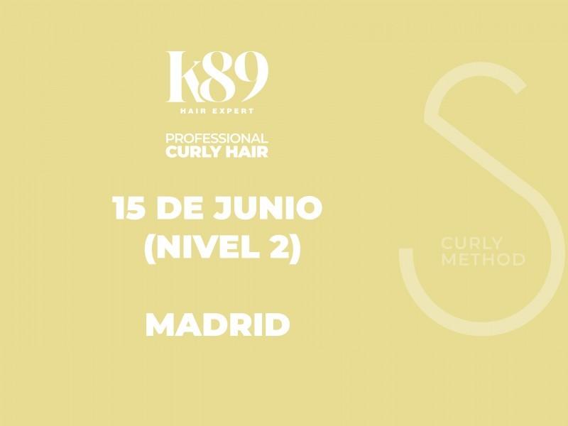 PROFESSIONAL CURLY HAIR NIVEL 2 - MADRID