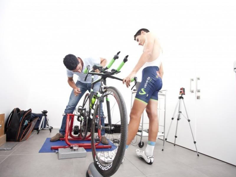 Biomecánica de Ciclismo