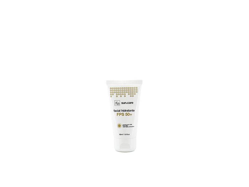 Crema Facial Hidratante FPS50+ Sun Care