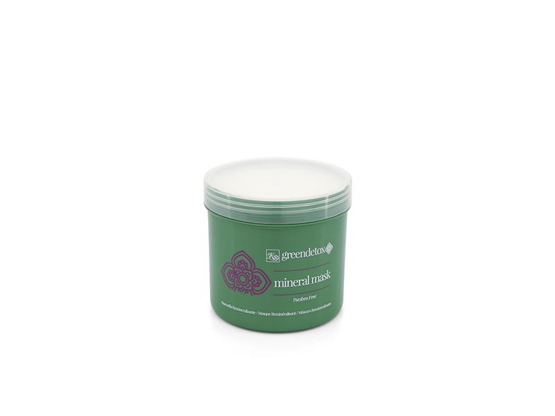 Mascarilla Remineralizante Greendetox