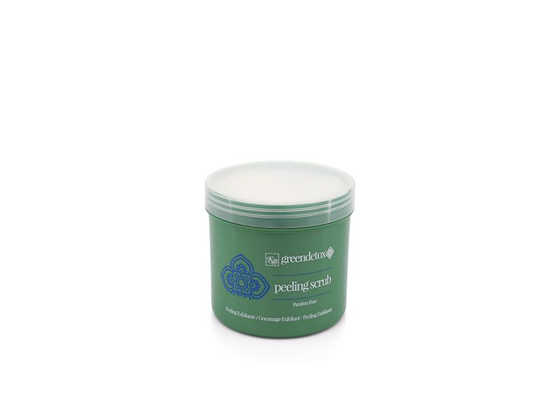 Exfoliante Peeling Scrub Greendetox