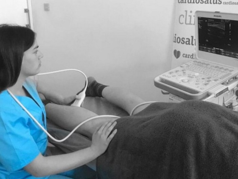Ecografía musculoesquelética - Aplicación clínica en fisioterapia