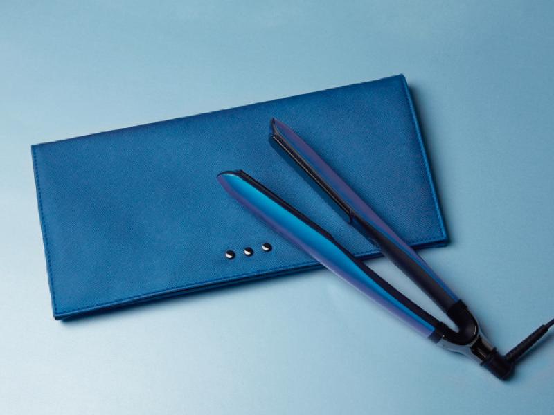 NUEVAS GHD PLATINUM + COBALT BLUE