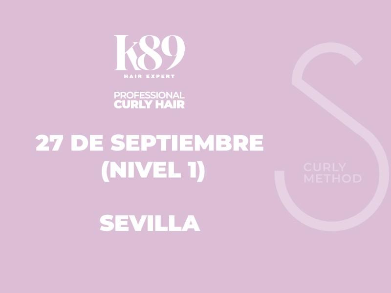 PROFESSIONAL CURLY HAIR NIVEL 1 - SEVILLA