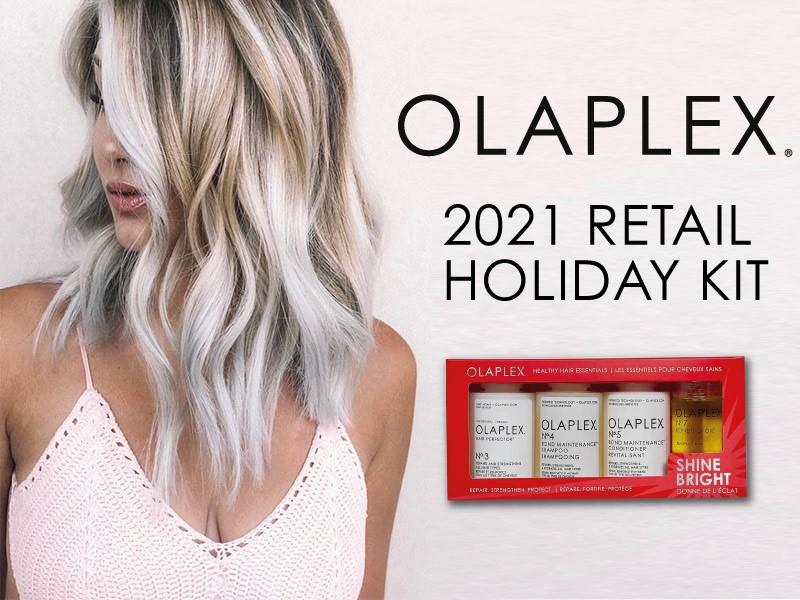 OLAPLEX 2021 RETAIL HOLIDAY KIT