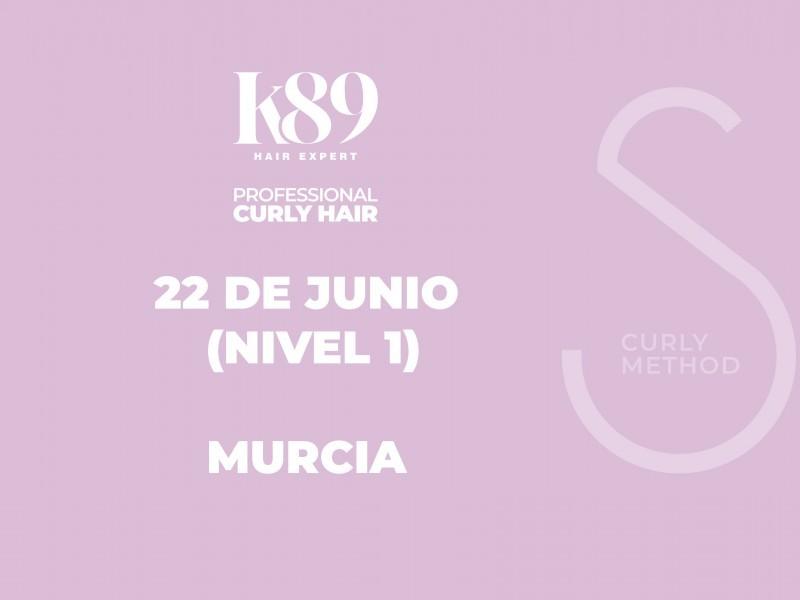 PROFESSIONAL CURLY HAIR NIVEL 1 - MURCIA