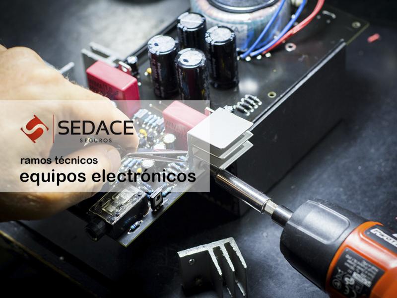 Seguros Ramos técnicos / Equipos electrónicos