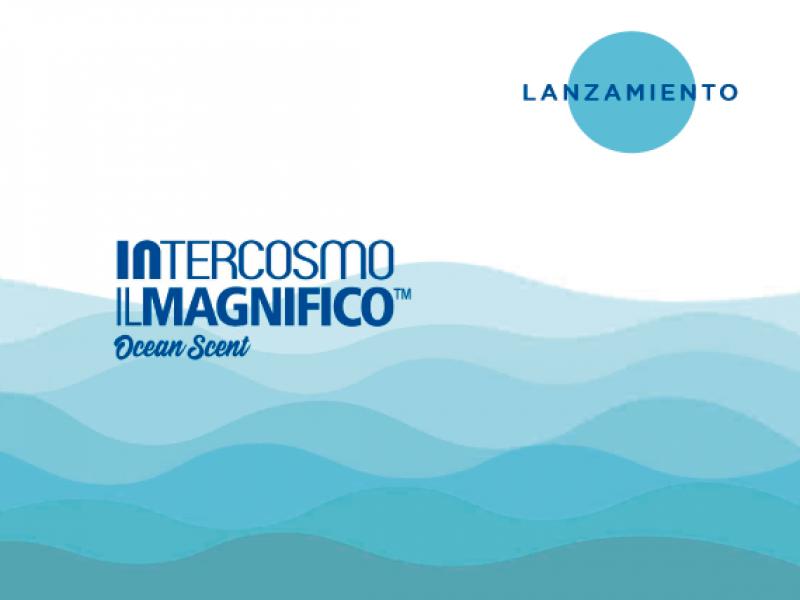 NUEVO IL MAGNIFICO OCEAN SCENT DE INTERCOSMO