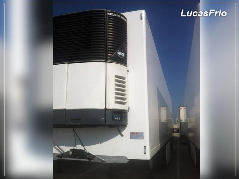 Remolque frigorífico R-0601-BCC