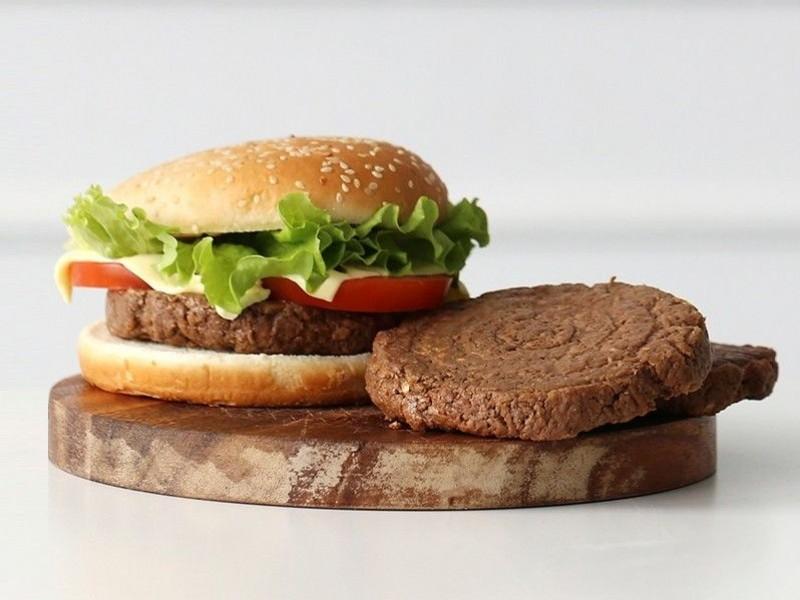 Burger Tomate y Olivas | Artichoke