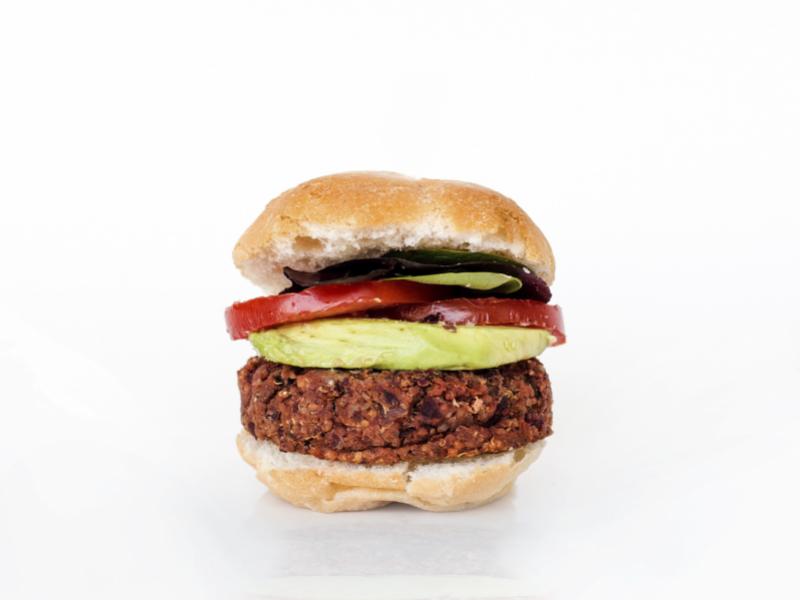 Burger Vegana | Artichoke